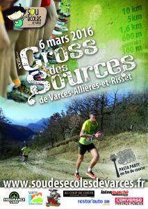 Cross 2016 - L'affiche